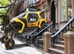 """Hyundai планирует создать автомобили, которые будут """"ходить на ногах"""""""