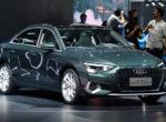 Audi представила удлиненный седан A3 (фото)