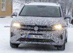 Volkswagen тестирует замену Тигуана (фото)