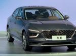 Hyundai представила новый электрический седан (фото)