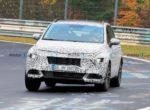 Kia Sportage нового поколения замечен на Нюрбургринге