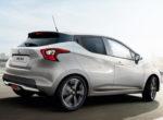 Nissan представил обновленный хэтчбек Micra (фото)