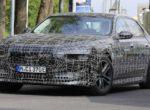 Новый электрический седан BMW i7 оснастят 500-сильной силовой установкой (фото)