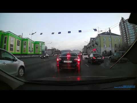 ДТП Тюмень ул. Мориза Тереза 25.11.20