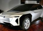 Первым электрокаром Subaru станет кроссовер для европейского рынка (Фото)
