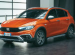 Fiat представил хэтчбек-кроссовер Tipo Cross (фото)