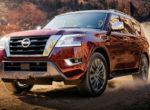 Nissan представил обновленный внедорожник Armada (фото)