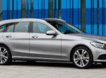 Универсал Mercedes C-Class заметили на зимних тестах (фото)