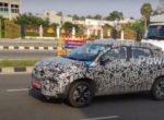Компания Renault начала тестировать новый бюджетный кроссовер (фото)