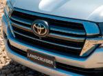 Toyota представила новый Land Cruiser (фото)