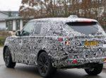 Опубликованы первые снимки нового Range Rover