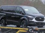 Впервые заметили фургон Ford Transit нового поколения (фото)