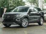 Обновленный кроссовер Volkswagen Tayron рассекретили до премьеры (Фото)