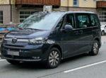 Опубликованы первые фотографии нового Volkswagen T7 Multivan