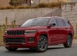 Американский бренд Jeep показал обновленный внедорожник Grand Cherokee L (Фото)