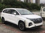 Hyundai готовит минивэн с внешностью Tucson нового поколения (фото)