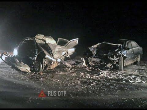 Мужчина и женщина погибли в ДТП на трассе Курган — Тюмень