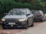 Обновленный универсал Ford Focus впервые заметили на тестах (фото)