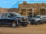 Cadillac Escalade может получить сверхмощный мотор (Фото)