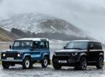 Новый Land Rover Defender с V8 официально представлен (Фото)
