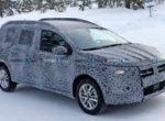 Начались испытания нового универсала Dacia Logan (Фото)