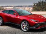 Первый кроссовер Ferrari заметили на тестах