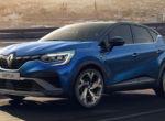 Renault Captur получил новую версию популярного кроссовера (Фото)