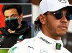 СМИ: Хэмилтон дожал Mercedes с новым контрактом