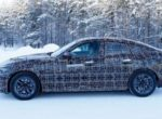 BMW тестирует прототип нового электромобиля i4