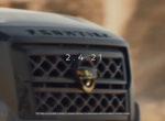 Новый Nissan Frontier 2022: первый тизер и дата дебюта (Видео)