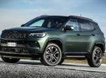 Компания Jeep представила обновленный кроссовер Compass (Фото)
