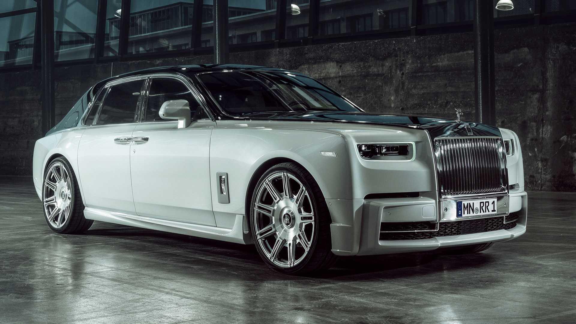 Rolls-Royce Phantom – величественный и неповторимый