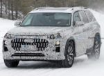 Audi вывела на тесты новый флагманский внедорожник