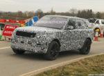Опубликованные фото нового Range Rover 2022