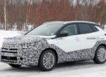 На тестах рассекретили новый кроссовер Opel (Фото)