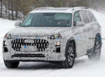 Audi вывела на тесты новый большой кроссовер (фото)