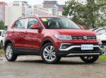Volkswagen подготовил к презентации дешевый кроссовер Taigun (Фото)