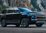 Jeep представил новые внедорожники Wagoneer и Grand Wagoneer 2021 (Фото)