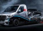 Представлен эксклюзивный эвакуатор на базе Mercedes-Benz Sprinter (Фото)