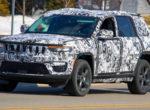 Новый Jeep Grand Cherokee 4xe сняли на видео
