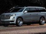 Представлен Cadillac Escalade ESV, сделанный для Ким Кардашьян (Фото)