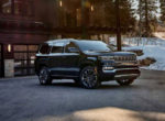 Новый Jeep Grand Wagoneer заметили во время тестов (Видео)