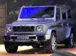В Китае обновили клон Mercedes-Benz Gelandewagen (Фото)