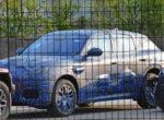 Новый кроссовер Maserati Grecale засветился на тестах (фото)