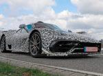 Гиперкар Mercedes-AMG One заметили на тестах (фото)