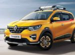 Компания Renault обновила субкомпактный кроссвен Renault Triber (Фото)