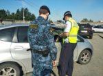 В пяти городах области прошли рейды на дорогах по выявлению должников: 35 автомобилей арестовано