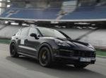 Компания Porsche готовит к премьере самую мощную модификацию кроссовера Cayenne (фото)