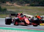 """Сайнс: Шины """"медиум"""" на болиде Ferrari не работали"""