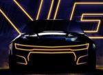 Компания Chevrolet анонсировала Camaro нового поколения